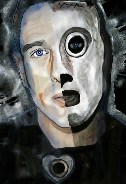 Corey Taylor   Slipknot & Stone Sour Art | William K. Stidham - heART Art
