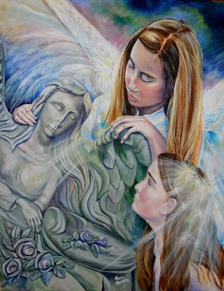 """Angels Of Mt. Pleasant"" by Gina Harding 