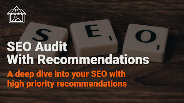General Seo Audit & Recommendations   Art Storefronts