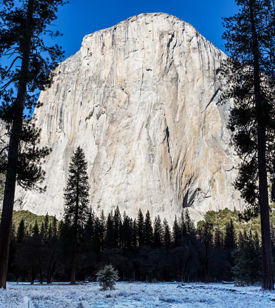 El Capitan Panorama Photograph For Sale As Fine Art