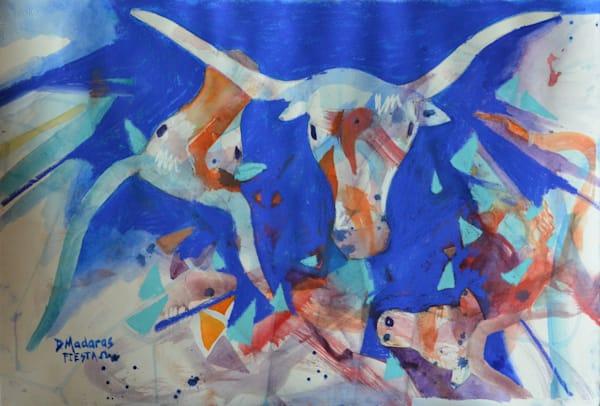 Bisbee Longhorn Fiesta | Southwest Art Gallery Tucson