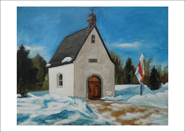 Schoenstatt Shrine Waukesha Wi   Jubilee Art Cards   Set Of 5 | Geoffrey Butz Art & Design Inc