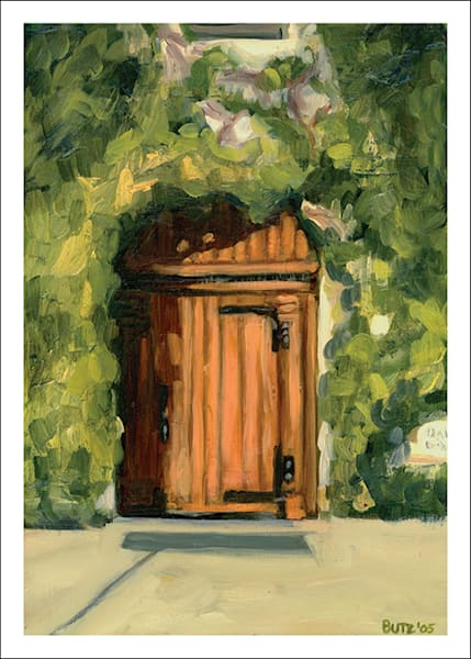 "Schoenstatt Waukesha ""At The Shrine Door"" Art Cards   Set Of 5 
