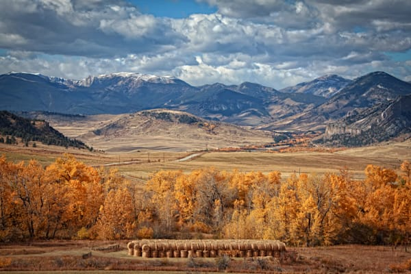 Fall in the Beartooth Mountains