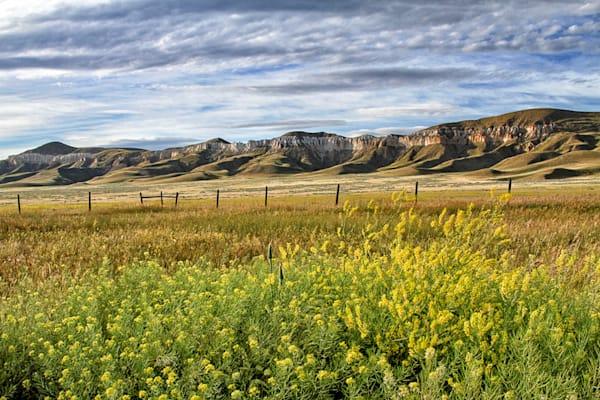 White Cliffs by Fort Benton