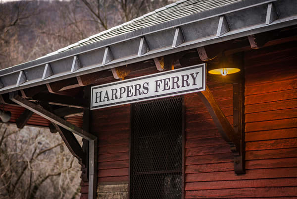 The Stop at Harpers Ferry
