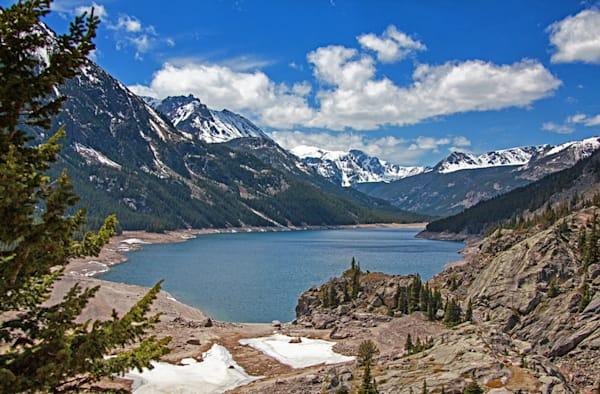 Mountain Lake in Montana