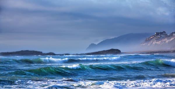 Ocean View Oregon Coast