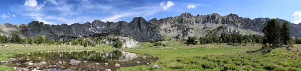 Upper Beehive Basin