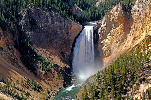 Lower Yellowstone Falls
