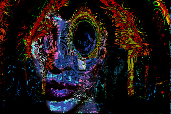 Henge:The left eye eclipse   Mark Humes Gallery