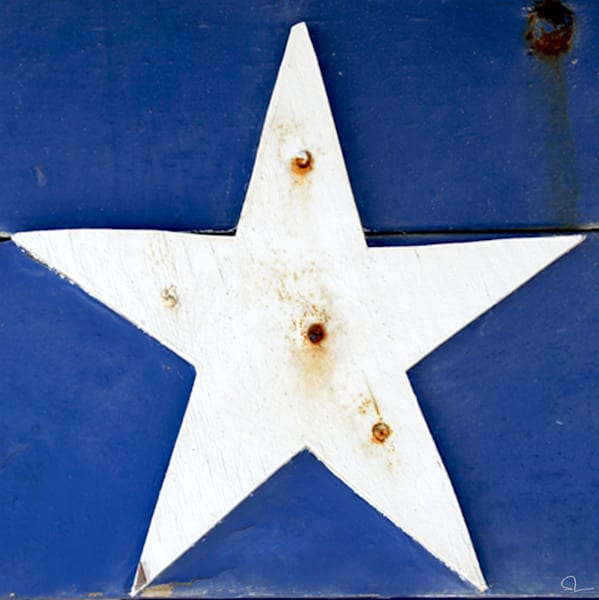 Stars and stripes, lifeguard station, south beach, Miami, photograph, art-prints-for-sale