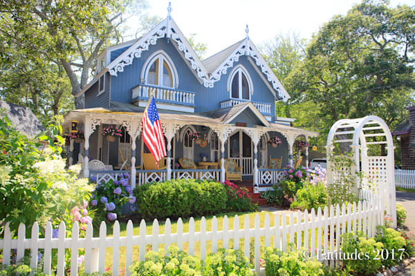 """Picket Fence Cottage"""