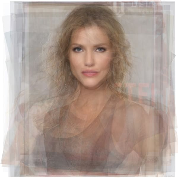 Overlay art – contemporary fine art prints of Tricia Helfer
