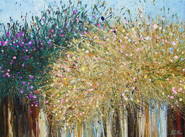 Desert Wildflowers 11-b  - Original