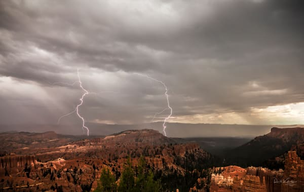 Thor's Hammer Bryce Canyon Photographic Art