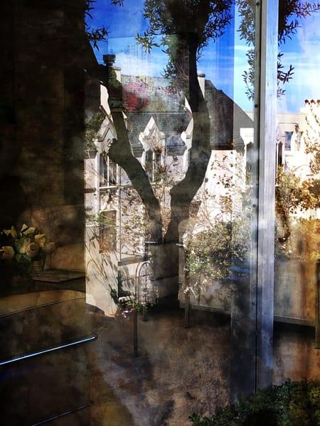 Beautiful Russian Hill Reflection for Sale. Richard London