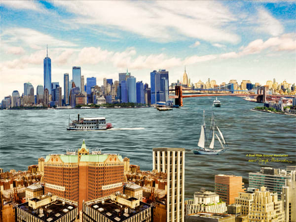 New York Skyline Art - The Gallery Wrap Store