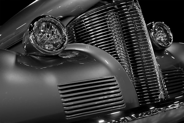 FordClassic BW