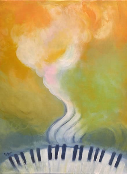 """""""Your Staff Comforts Me"""" by Mary Fusco 