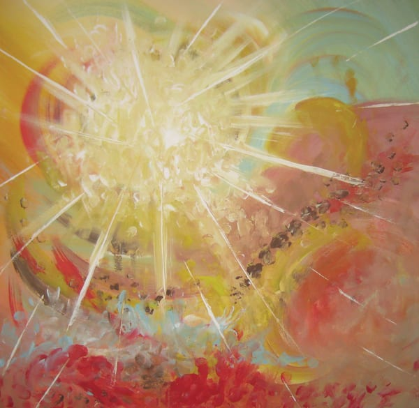 """""""The Second Coming"""" by Mary Fusco 