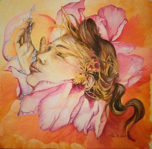Designs by Teri | Teri Vereb Fine Art Paintings | Blossom