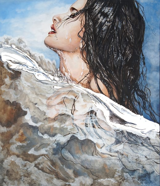 Designs by Teri | Teri Vereb Fine Art Paintings |Female| Water