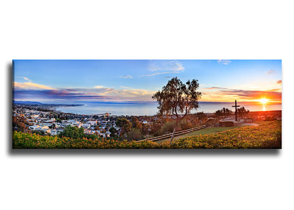 Ventura Sunset Wrap Canvas