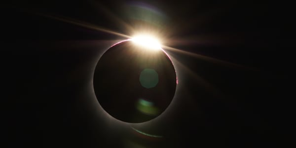Solar Eclipse Totality by Brad Scott