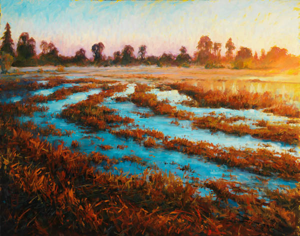 Sunrise Art | Michael Orwick Arts LLC