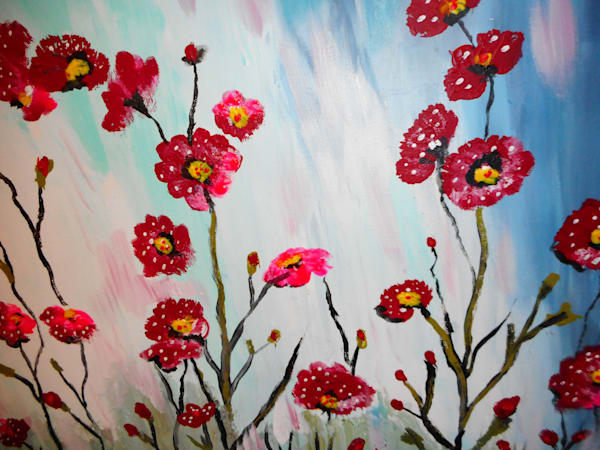 """Wild Flowers"" by Donald Cooper 
