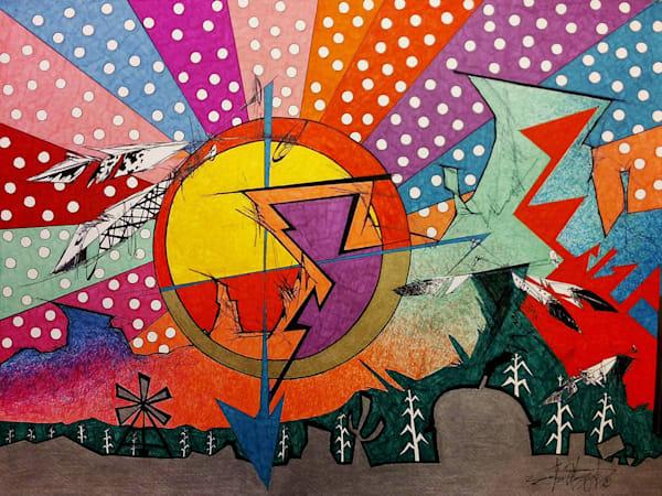 Elton Manygoats Art | farahnheight