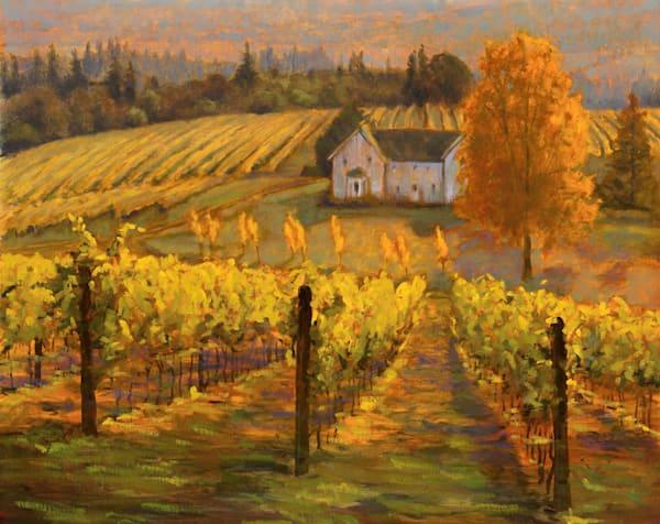 David Hill Vineyard Art | Michael Orwick Arts LLC