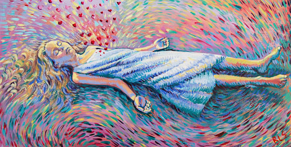 """""""My Daughter Awakens"""" by Louise Smith 
