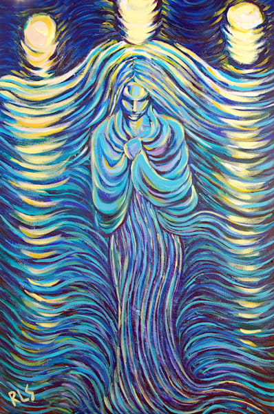 """""""Psalm 91"""" by Louise Smith 