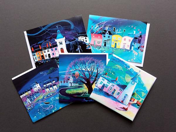 Under Milk Wood Greetings Cards