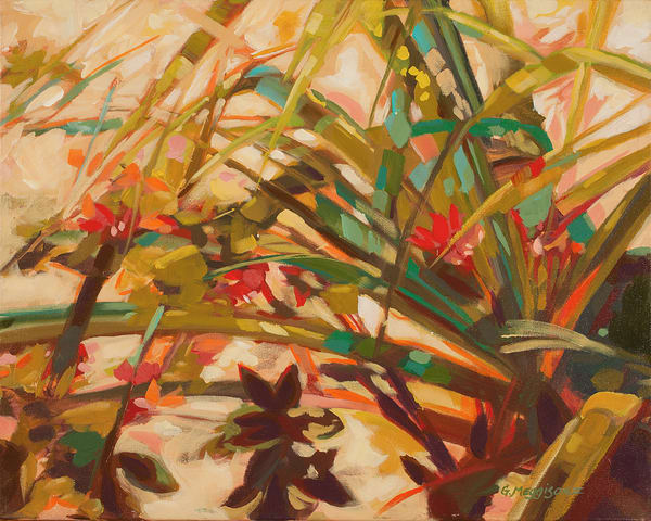Tropic Heat | Contemporary Landscapes | Gordon Meggison IV