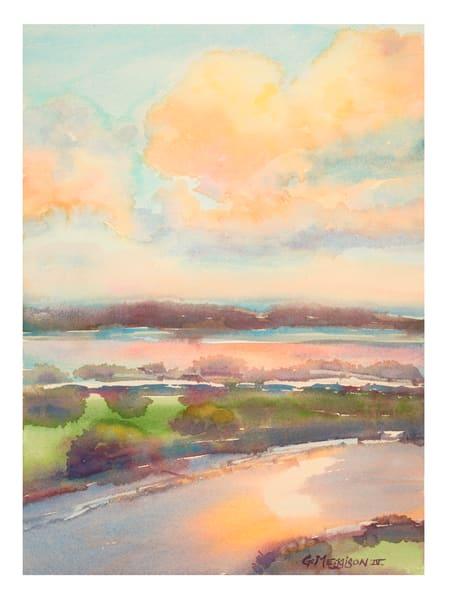 Vails View 3 | Zen Landscapes | Gordon Meggison IV