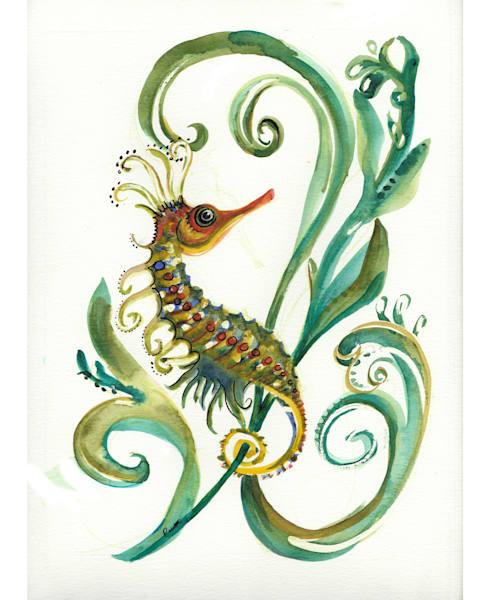 Decorative Seahorse