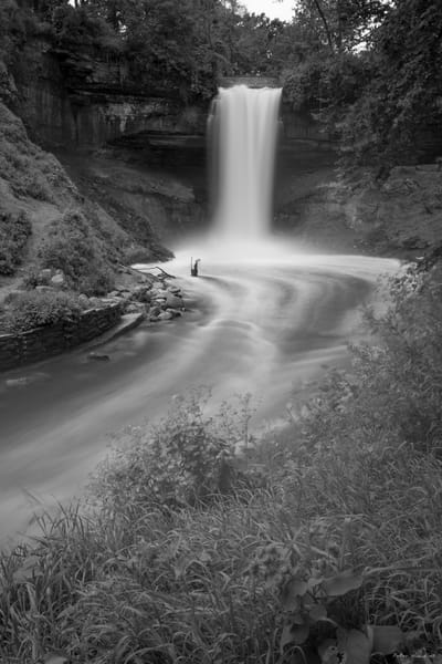 USA, Minnesota, Minneapolis, Minnehaha Regional Park, Minnehaha Falls