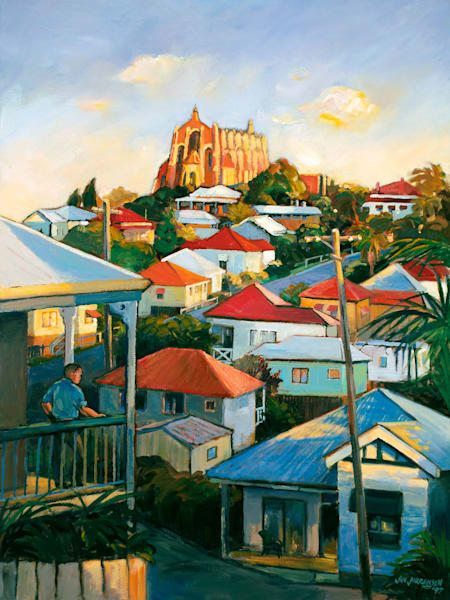 Landmarks, Red Hill Brisbane