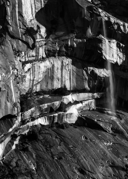 Monochrome # 10  - Monochrome Fine Art Water Photographs for Sale | Ron Pickering Photography