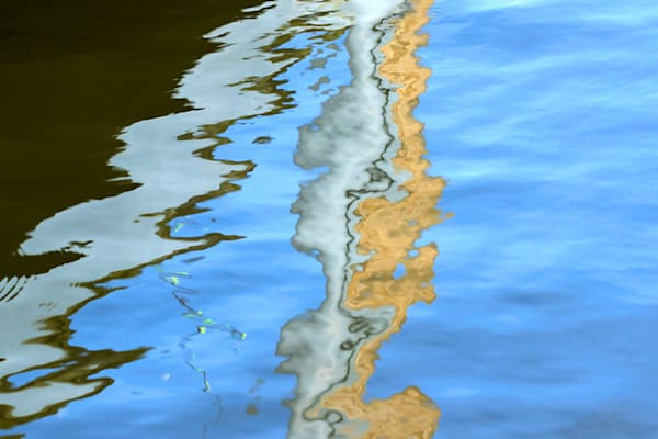 Water Motion # 11 - Abstract Fine Art Water Photographs for sale by Ron Pickering