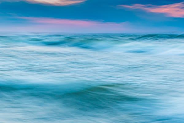 Water Motion # 17 - Abstract Fine Art Water Photographs for sale by Ron Pickering