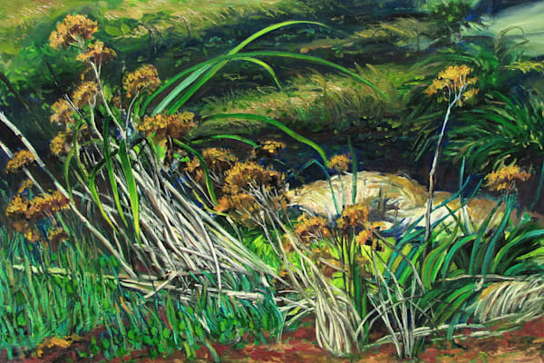 Wildflowers landscape print   Kevin Grass Fine Art