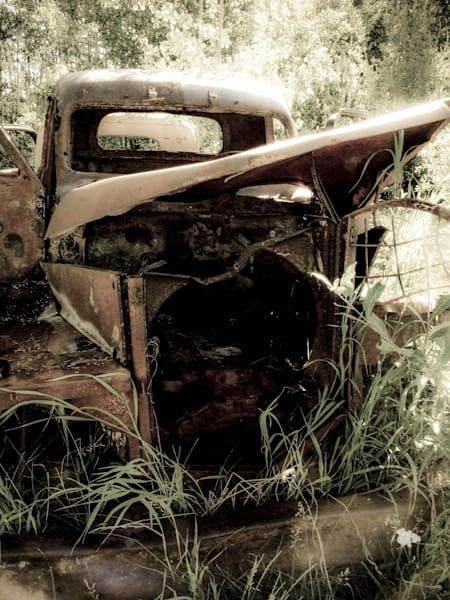Faded Truck