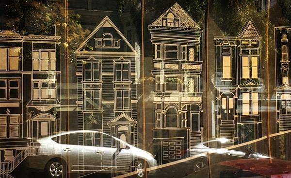 Iconic Architecture San Francisco Richard London