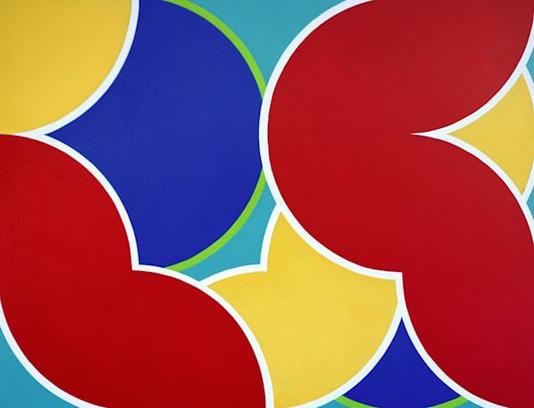 "A Small HeartBreak. Acrylic on canvas. Dimensions 48""x36"""