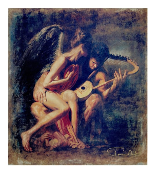 TOMASZ RUT: Original Paintings and Fine Art Prints | ORPHEICA | Limited Edition Giclee on Canvas