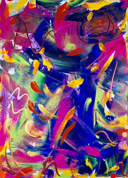 Get It Out 2 art prints by Robin M. Gilliam